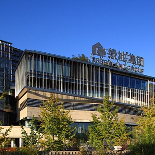 重庆绿地4台无障碍升降机